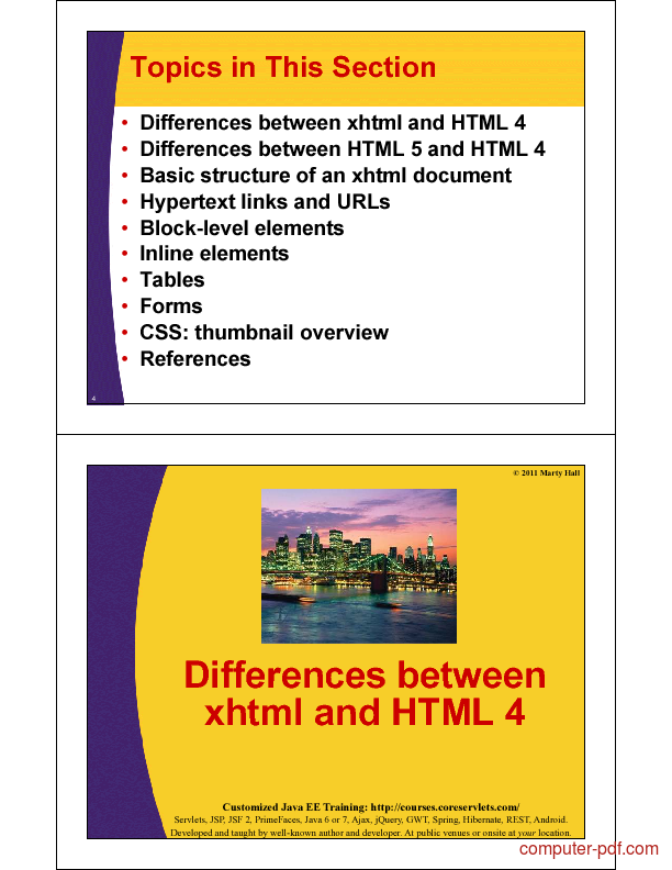LINK HTML PDF TUTORIAL EBOOK DOWNLOAD