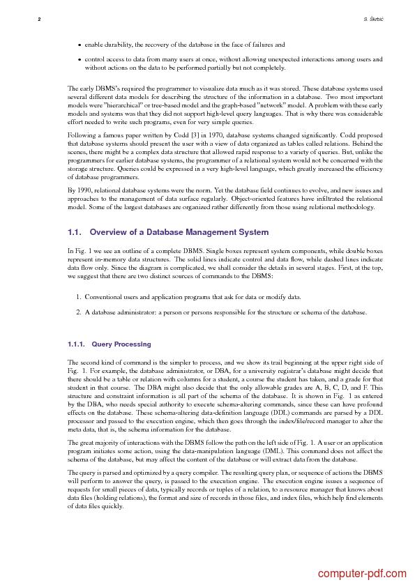 Tutorial Basic and Advanced Database 2