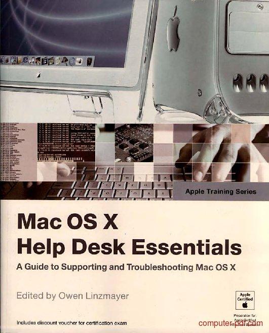 Tutorial Mac OS X Help Desk Essentials