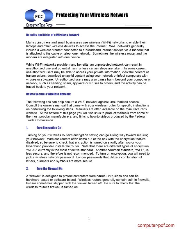 Networking pdf dummies wireless for