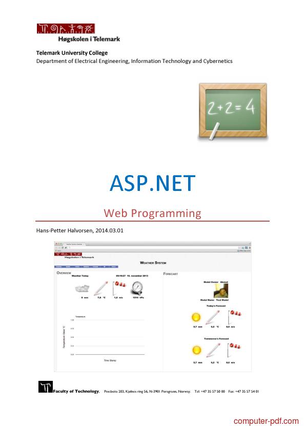Asp Net Tutorial Beginners Pdf