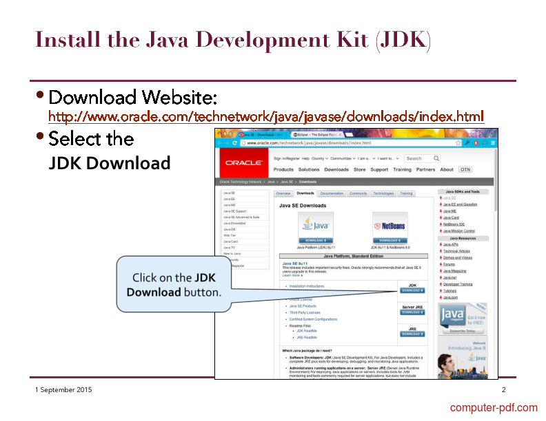 how to learn java programming language easily pdf