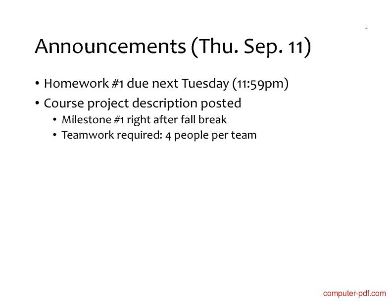 Tutorial Relational Database Design Theory 2