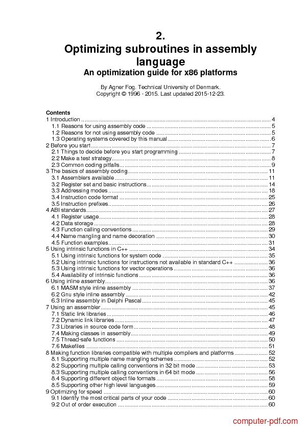 Assembly language - Wikipedia