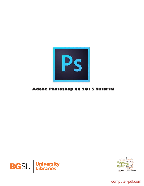 Photoshop cs6 tutorials software free download.