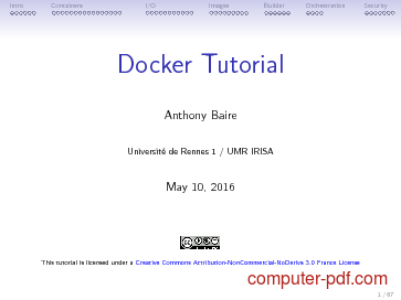 Tutorial Docker Tutorial 1