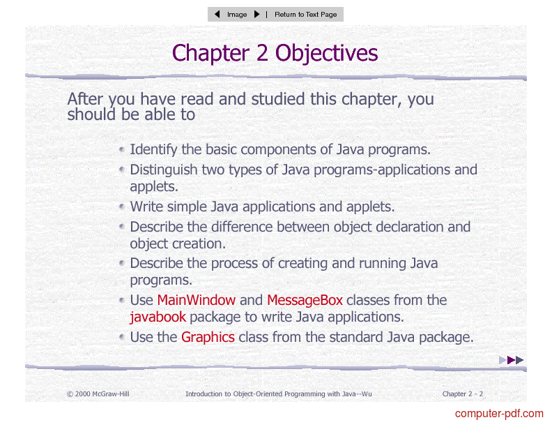 Pdf Java Programming Basics Free Tutorial For Beginners