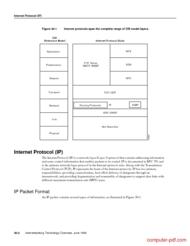 course Internet Protocols