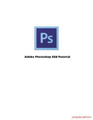 Tutorial Adobe Photoshop CS6 Tutorial