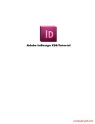 Tutorial Adobe InDesign CS6 Tutorial