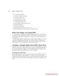 course PHP Crash Course
