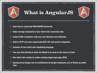 course Getting Started with AngularJS