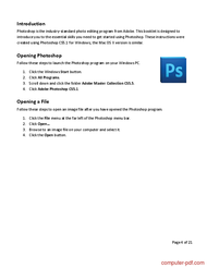 course Adobe Photoshop CS5 Essential Skills