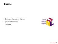 course UML Sequence Diagrams