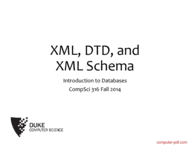 Pdf beginners tutorials xml for