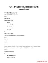 C programming examples pdf files