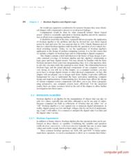 course Boolean Algebra and Digital Logic