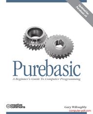 Tutorial Purebasic A Beginner's Guide To Computer Programming