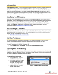 course Adobe Photoshop CC 2015 Part 1: The Basics