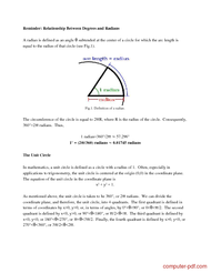 course Basic Trigonometric Functions