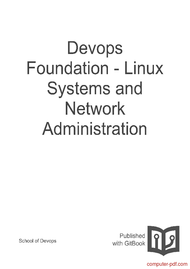 Tutorial Linux Systems and Network Administration