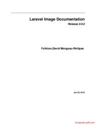 Tutorial Laravel Image Documentation