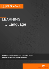 Tutorial Learning C language