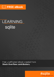 Tutorial Learning sqlite