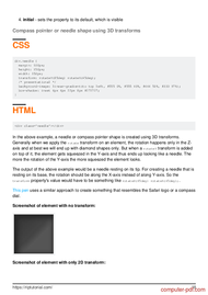 course Learning CSS