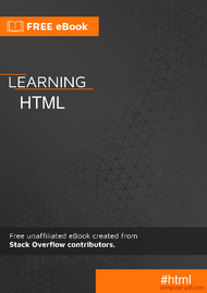 Tutorial Learning HTML
