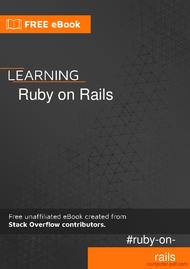 Tutorial Learning Ruby on Rails