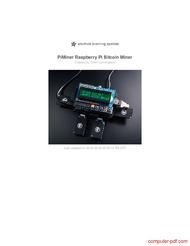 Tutorial PiMiner Raspberry Pi Bitcoin Miner