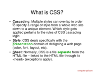 course Basic CSS
