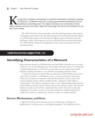 course Basic Network Concepts