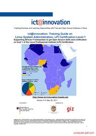 Tutorial Linux System Administration, LPI Certification Level 1