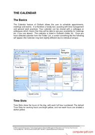 course Microsoft Outlook Advanced