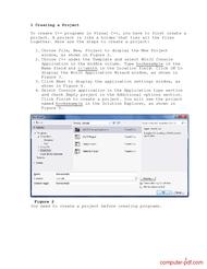 course Visual C++ 2012 Tutorial