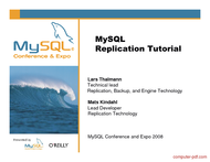 Tutorial MySQL Replication Tutorial