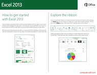 course Excel 2013 Quick Start