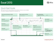 Tutorial Excel 2013 Quick Start