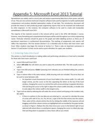 Tutorial Microsoft Excel 2013 Tutorial