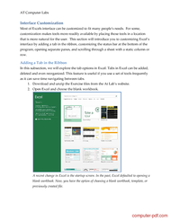 course Advanced Microsoft Excel 2013