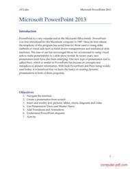 microsoft word 2013 tutorial for beginners pdf