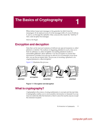 Tutorial The Basics of Cryptography