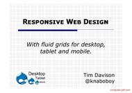 Tutorial Responsive Web Design