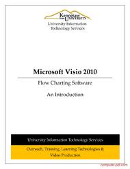 Tutorial Microsoft Visio 2010