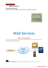 Tutorial Web Services with Examples
