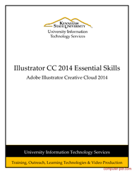 Tutorial Adobe Illustrator CC 2014 Essential Skills