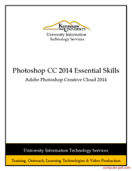 Tutorial Adobe Photoshop CC 2014 Essential Skills