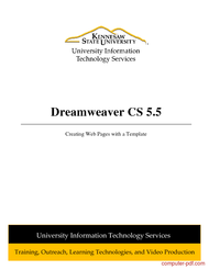 Tutorial Adobe Dreamweaver CS5